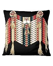 Native clothing mask Square Pillowcase thumbnail
