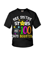 Mrs Smiths starts are 100 days brighter Youth T-Shirt thumbnail