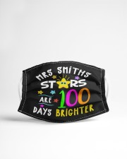 Mrs Smiths starts are 100 days brighter Cloth face mask aos-face-mask-lifestyle-22