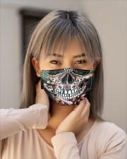 skull 2 Cloth face mask aos-face-mask-lifestyle-18