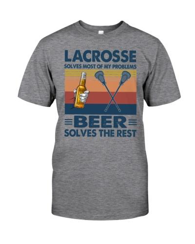 Lacrosse beer solve problems vintage female