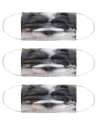 Havanese dog Mask Pack 3 Pack 5 Pack 10