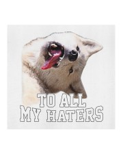 husky to all my haters Cloth face mask aos-face-mask-coverlet-lifestyle-front-02