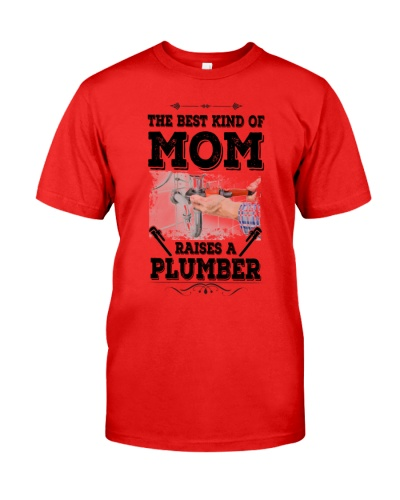 Plumber the best kind of mom