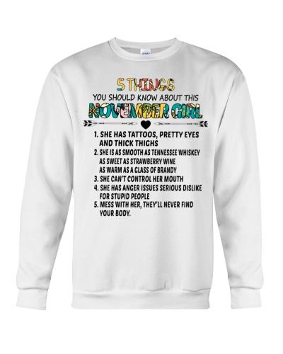 November 5 things you should