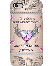 Heaven The moment your heart stopped Phone Case i-phone-8-case