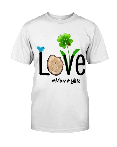 Mommy Logger Life Tee shirt