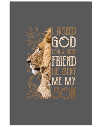 lion i asked god
