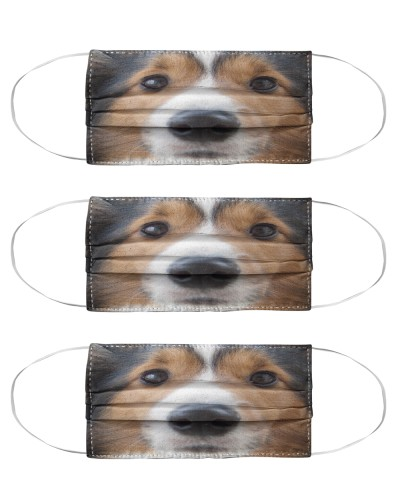 Sheltie Mask Pack 3 Pack 5 Pack 10
