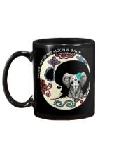 moon and elephant Mug back