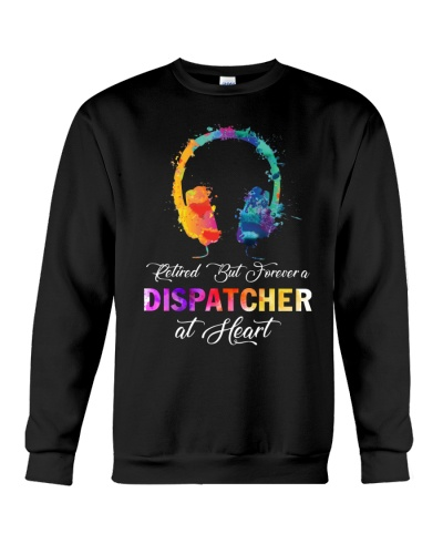 911 dispatcher retired but forever a