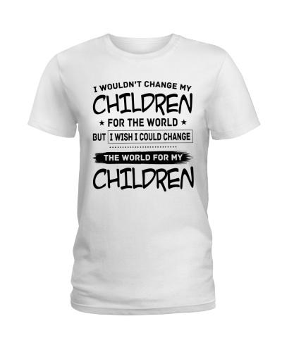 family children i wouldn't change