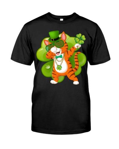 St Cattrick Dabbing T-shirt