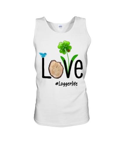 Loving Logger Life Tee Shirt