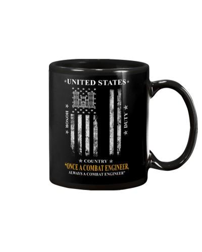 combat engineer united states honor