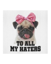 pug to all my haters Cloth face mask aos-face-mask-coverlet-lifestyle-front-02