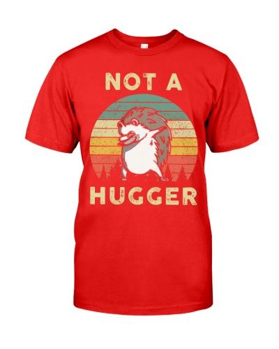 Hedgehog not a hugger