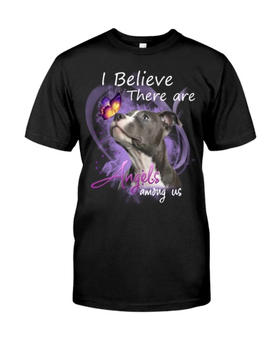 I believe there are angel T-shirt