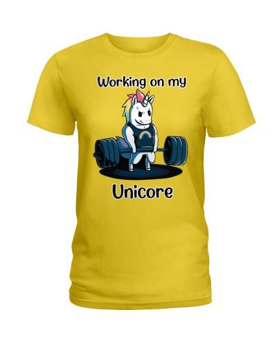 Working on my Unicore
