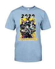 Hero 2020 QUARANTINED Premium Fit Mens Tee thumbnail