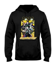 Hero 2020 QUARANTINED Hooded Sweatshirt front