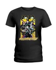 Hero 2020 QUARANTINED Ladies T-Shirt thumbnail