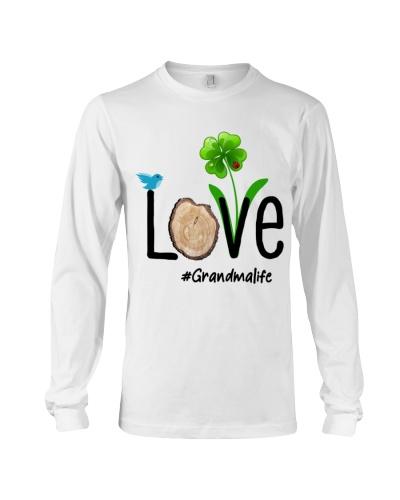 Grandma Logger Life Tee Shirt