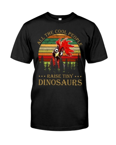 Tiny Dinosaurs Funny Item Best Gift For Her-him