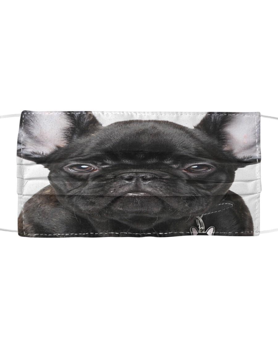 French Bulldog Cloth face mask