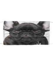 French Bulldog Cloth face mask front