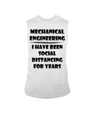 Mechanical Engineering I Have Been Social  Sleeveless Tee thumbnail