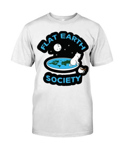 Cat Flat Earth Society