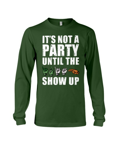 Party Like Irish T-shirt
