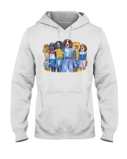 Animals Hooded Sweatshirt thumbnail