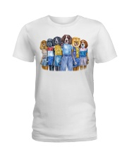 Animals Ladies T-Shirt thumbnail