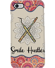 Dentist Smile Hustler Phone Case i-phone-8-case