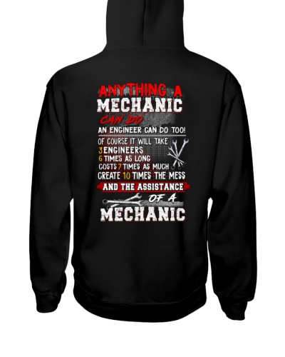 mechanic anything a mechanic can do