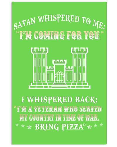 combat engineer satan whispered to me