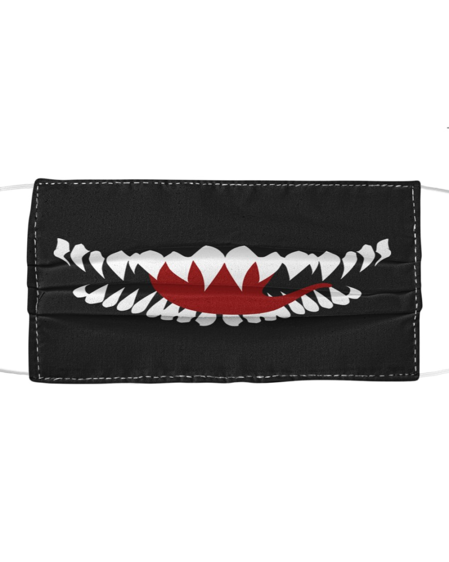 Security mouth Cloth face mask