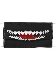 Security mouth Cloth face mask front