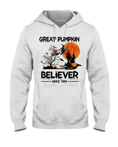trucker great pumpkin believer