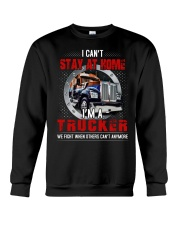 i can't stay at home Crewneck Sweatshirt tile