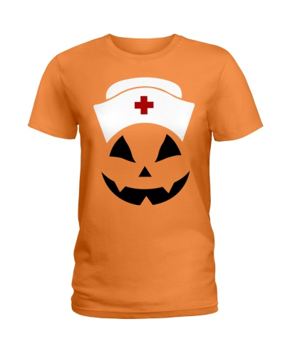 nurse pumpkin nurse