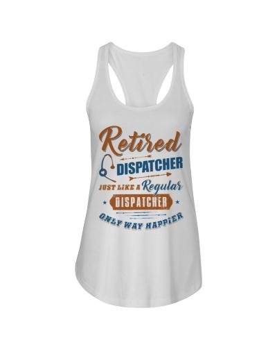 911 Dispatcher retired dispatcher