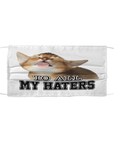 cat to all my haters