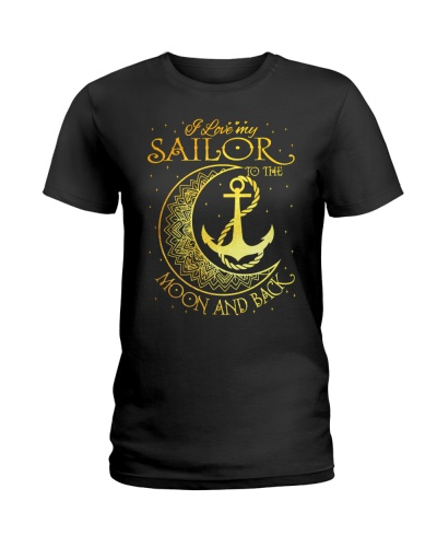 I love my Sailor to the moon and back