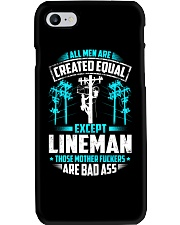 Lineman - Created Equal Phone Case thumbnail