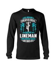 Lineman - Created Equal Long Sleeve Tee thumbnail