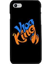 Vlog king  Phone Case i-phone-7-case