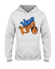 Vlog king  Hooded Sweatshirt thumbnail
